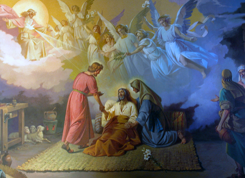 The Death of St.Joseph